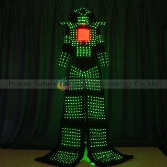 Predator LED Stiltwalker Costumes